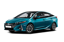 Mandataire TOYOTA PRIUS HYBRIDE RECHARGEABLE
