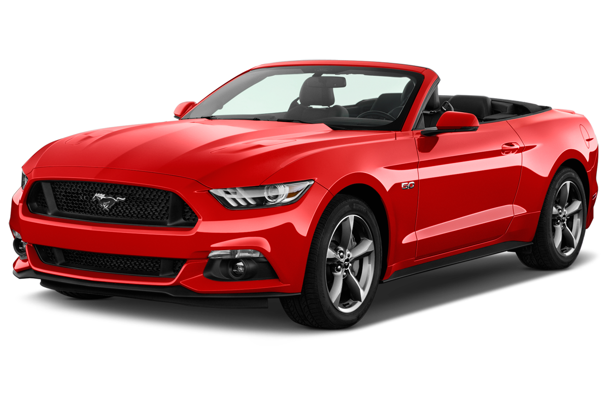 Mandataire FORD MUSTANG CONVERTIBLE NOUVELLE